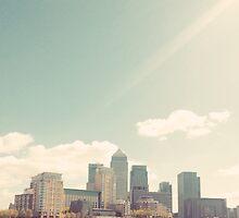 London Skyline by Cassia