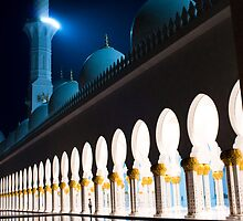 Sheikh Zayed Grand Mosque 4 by milena boeva