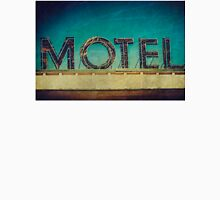 Vintage Motel Sign Unisex T-Shirt