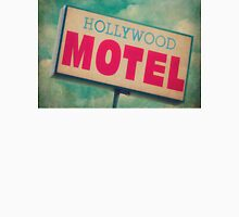 Hollywood Motel Sign Unisex T-Shirt