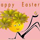Happy Easter by IrisGelbart