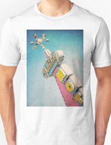 Holiday Lodge Googie Sign T-Shirt