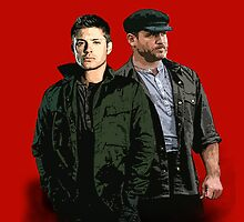 Dean & Benny case by cirdec