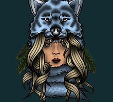 Foxy Lady by subatlas