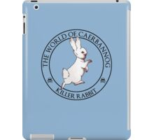 The Tale of the Killer Rabbit iPad Case/Skin