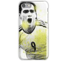Radamel Falcao iPhone Case/Skin