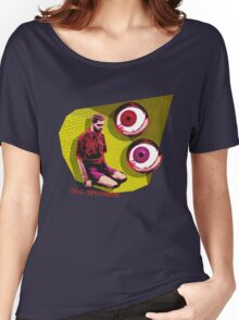 Against the wall Women's Relaxed Fit T-Shirt