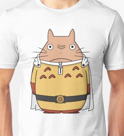 One punch Totoro Unisex T-Shirt