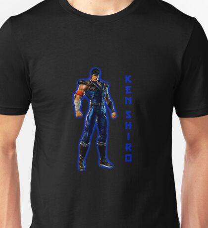 Hokuto no Ken: Ken Shiro with aura Unisex T-Shirt