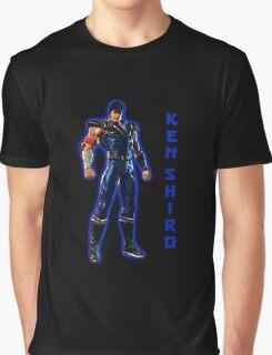 Hokuto no Ken: Ken Shiro with aura Graphic T-Shirt