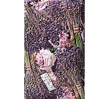 """Exclusive: """" The eternal provence rose of love """" / My Creations Artistic Sculpture Relief fact Main 30  (c)(h) by Olao-Olavia / Okaio Créations Photographic Print"""