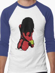 Catherine (in the dark room) Men's Baseball ¾ T-Shirt