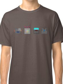PopCubes: Robots Classic T-Shirt