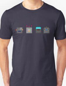PopCubes: Robots T-Shirt