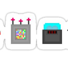 PopCubes: Robots Sticker