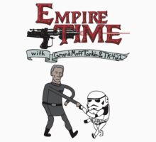 Empire Time by samuelmaurice
