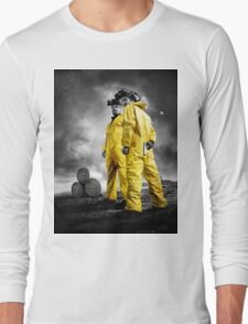 Real Breaking Bad Merchandise Long Sleeve T-Shirt