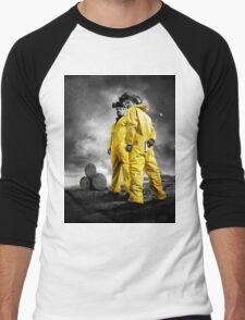 Real Breaking Bad Merchandise Men's Baseball ¾ T-Shirt