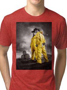 Real Breaking Bad Merchandise Tri-blend T-Shirt