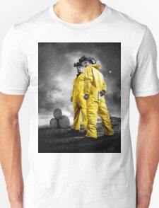 Real Breaking Bad Merchandise T-Shirt