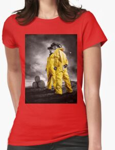 Real Breaking Bad Merchandise Womens Fitted T-Shirt