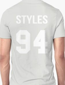 Harry Styles - College style [White] T-Shirt