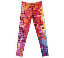 Stylish colorful Bling Pattern Leggings