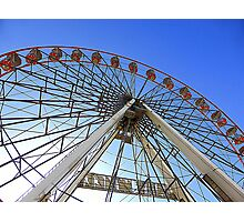 The Legenderry Eye Photographic Print