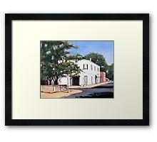 Hotel Sainte Genevieve Framed Print