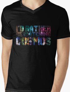 COSMOS Mens V-Neck T-Shirt