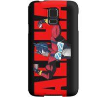 Alpha Prime (Red Text) Samsung Galaxy Case/Skin
