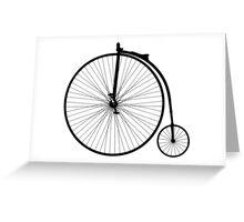Hi wheeler Greeting Card