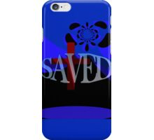Saved Cross Hill Pond iPhone Case/Skin