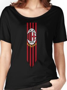 Rossoneri Women's Relaxed Fit T-Shirt