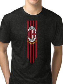 Rossoneri Tri-blend T-Shirt