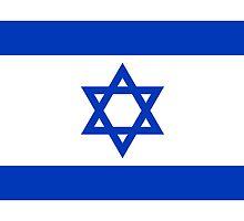Flag of Israel  by abbeyz71