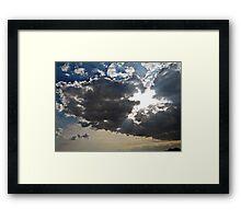 ©TSS The Sun Series XXXV Framed Print