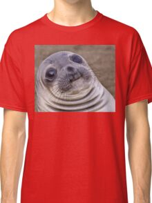 Fat seal sticker Classic T-Shirt