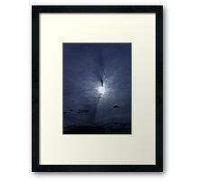 ©TSS The Sun Series XXXVI Framed Print