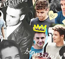 Liam Collage Phone Case by Desiree Counterman