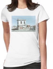 Richmond, Melbourne Womens Fitted T-Shirt