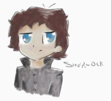 Sherlock Sticker by caats