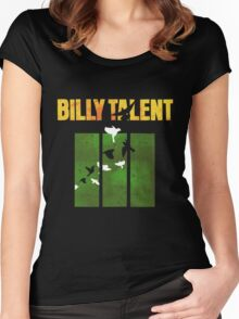 Billy Talent Shirt - Billy Talent III Women's Fitted Scoop T-Shirt