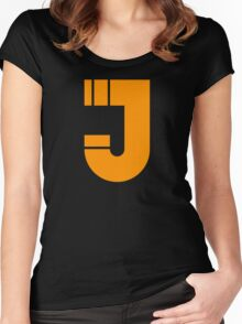 Jonny J Women's Fitted Scoop T-Shirt