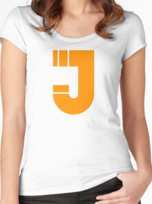 Jonny J Women's Fitted Scoop T-Shirt