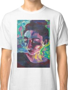 Ally - Portrait of a young woman Classic T-Shirt