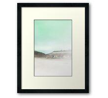 Dust Framed Print