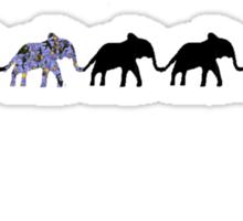 Unique Elephant Sticker