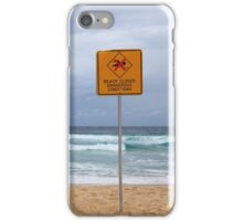 No Swimming iPhone Case/Skin