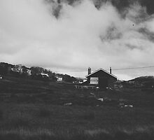 Hills and Mountains by ImogenMosher